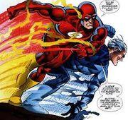 Quicksilver vs. The Flash
