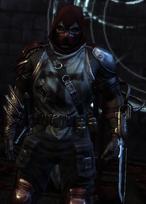 Azrael (Arkham Series)