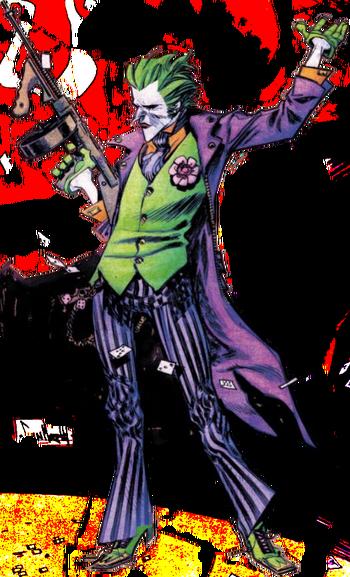 Joker PoF Classic DC TR