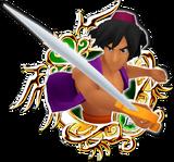 Medal KH Aladdin