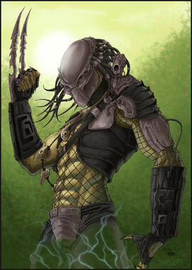 Predator collaboration by psychoslaughterman-d35z8u3