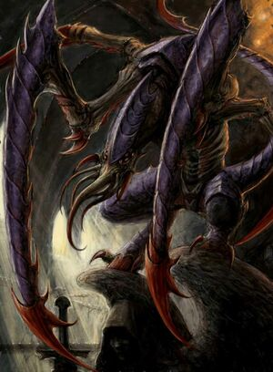 Tyranid Deathleaper
