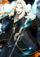 Lancer of Black (Vlad III)