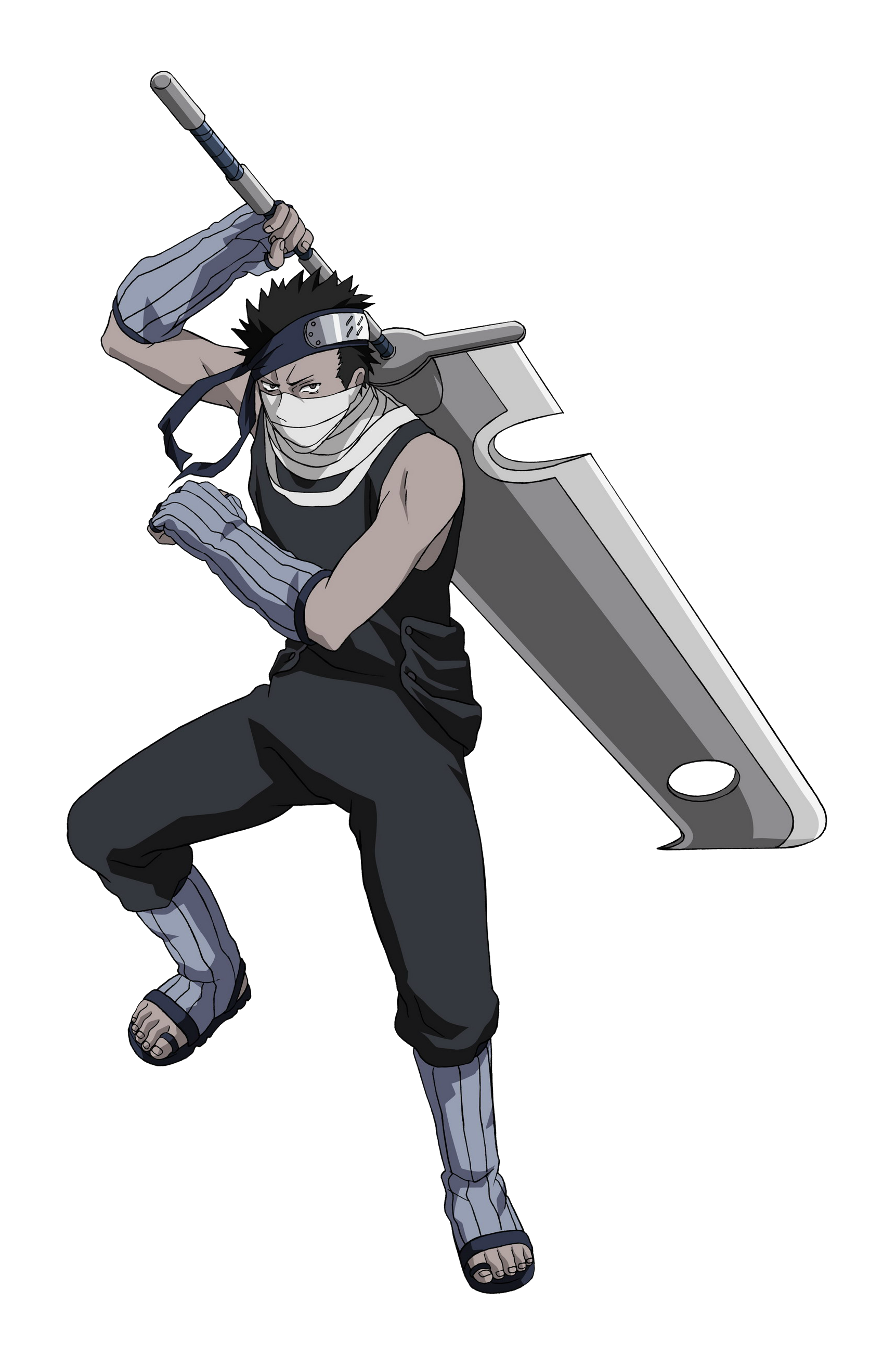 Travel Evidence Zabuza