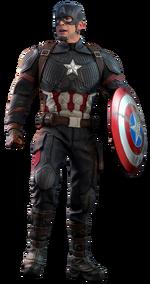 Captain America MCU Endgame TR 471950