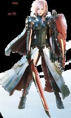 Claire/Lightning Farron