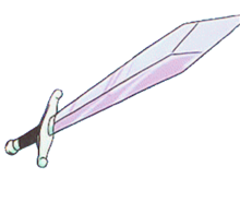Trunks' Sword