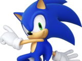 Sonic the Hedgehog (Game Character)
