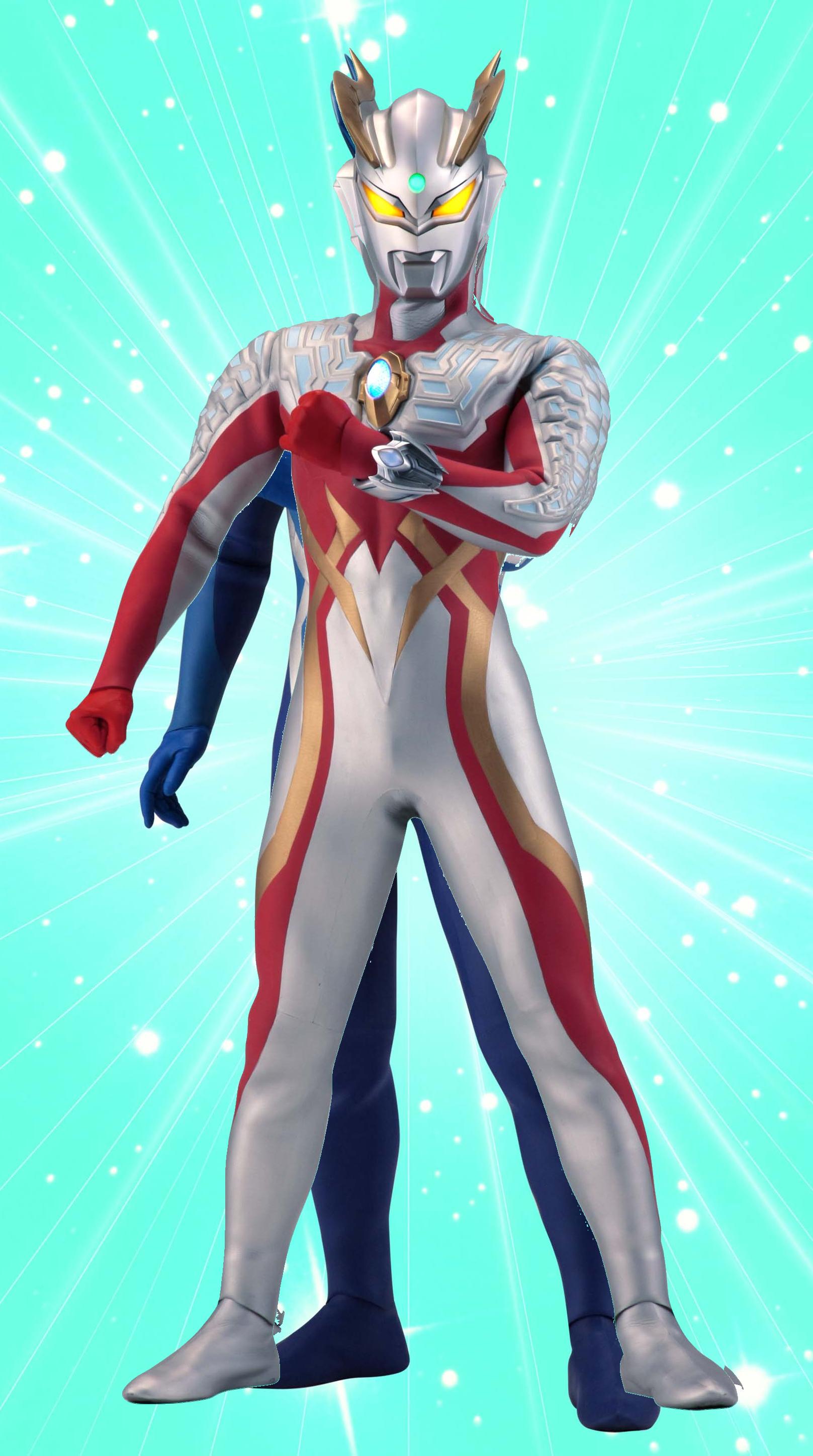 Ultraman Zero New Form Ultraman Zero   VS Bat...