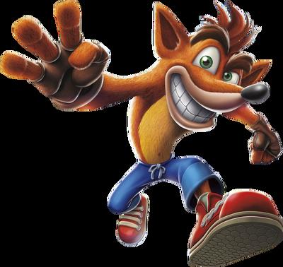 Crash Bandicoot (Character) | VS Battles Wiki | FANDOM ...