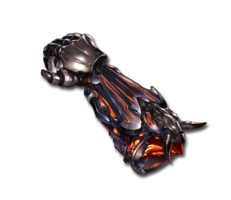 Colossus Fist Omega