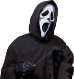 Ghostface Scary Movie2 Render