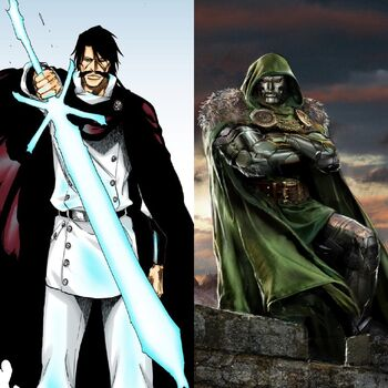 A battle of hax: Yhwach vs Doctor Doom | VS Battles Wiki