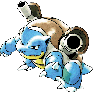 Blastoise vs battles wiki fandom powered by wikia - Pokemon tortank mega evolution ...
