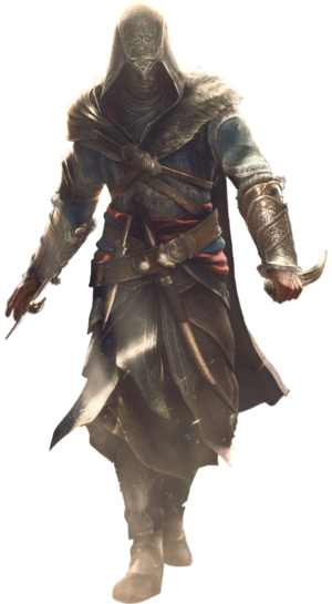 Ezio from Assassins Creed