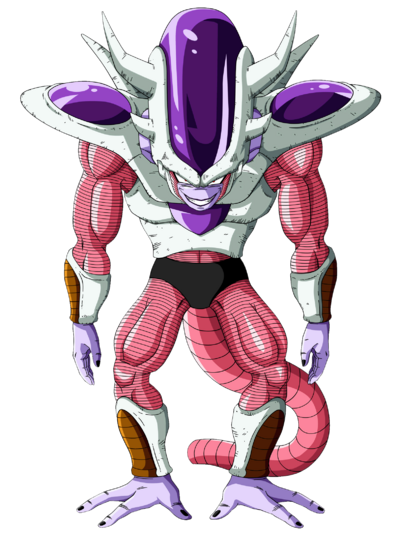 Frieza Third Form
