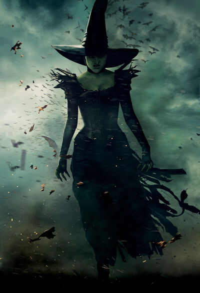 Oz the Great and Powerful - Theodora the Wicked Witch of the West