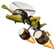 Kopter Barrel Blast