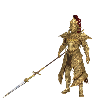 Ornstein the dragonslayer xps mmd fbx by tokami fuko-d9flpev