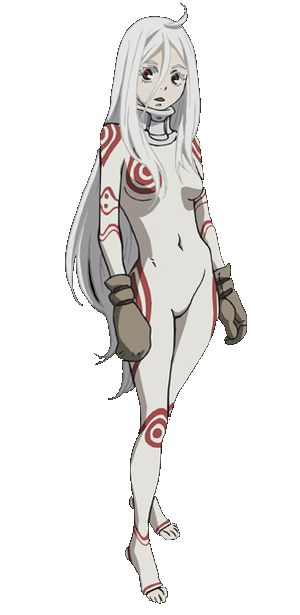 Shiro Deadman Wonderland