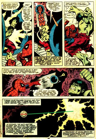 Spider Man Budge