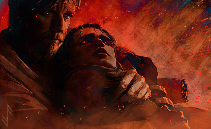 Star-Wars-Obi-Wan-Kenobi-and-Anakin-Skywalker-fan-art