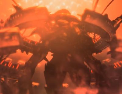 Amon Hybrid Form