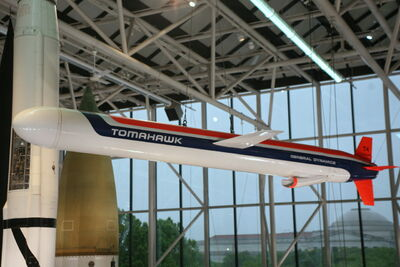 BGM-109 Tomahawk Ship-launched Cruise Missile