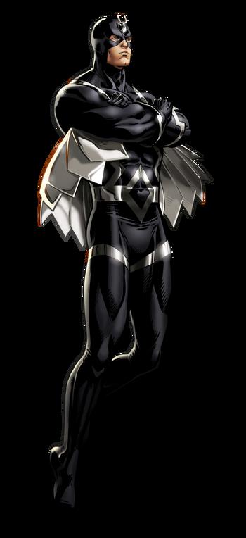Black Bolt (Earth-12131) 001
