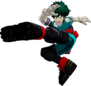 Deku One's Justice 2