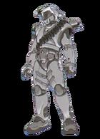 Halo Master Chief (Prototype) (Render)