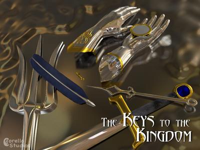 The keys to the kingdom by corellastudios-d39558r