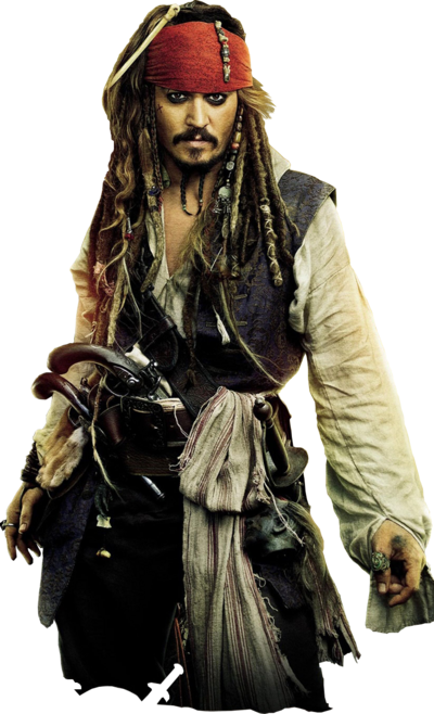 Captain jack sparrow render by tyson515-d59nd0l