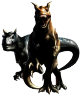 Carnotaurus (Dino Crisis)