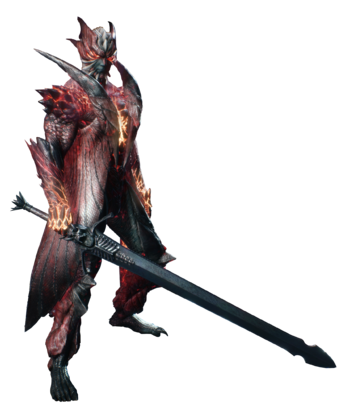 Devil may cry 5 dante dt render png by gamingdeadtv dcpron9