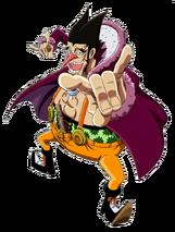 Foxy (One Piece)