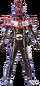 Kamen Rider Decade Complete Form Jumbo Formation