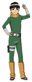 Metal Lee of konoha 114