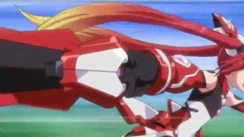 Ore Twintail - Tail Red vs Drag Gildy