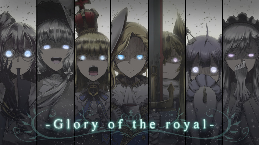 Azur Lane Factions - Royal Navy