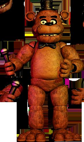 Freddy Fazbear-0