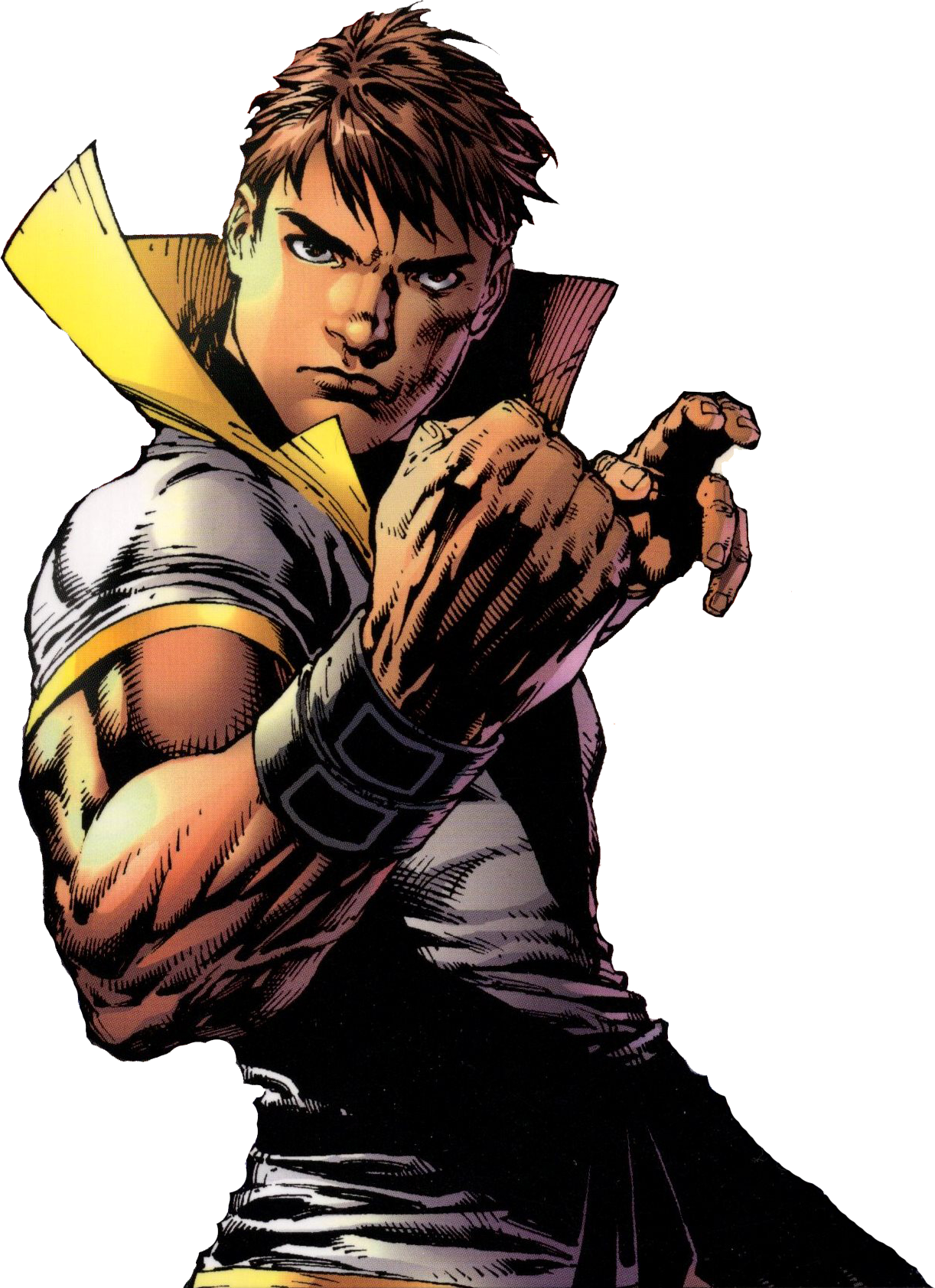 Karate Kid Render