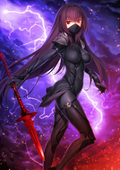 Scathach FGO1