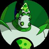 Atomix (Ben 10)-Original Sticker