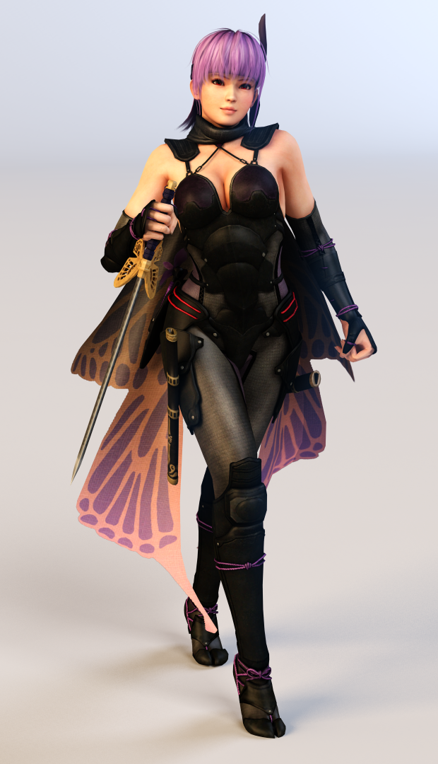 Ninja Gaiden Cosplay Costume 75977 Usbdata