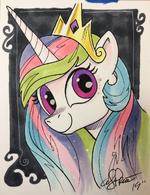 Princess Celestia (IDW)