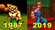 Double Dragon Evolution Game (1987-2019)