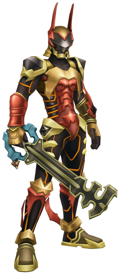 Keyblade Armor (Terra) KHBBS