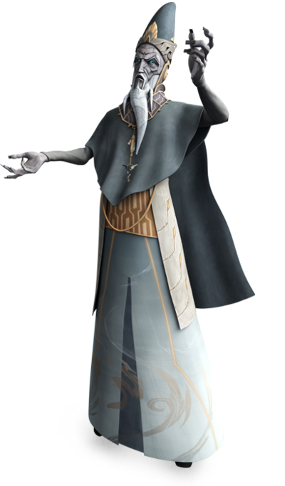 The Father Render