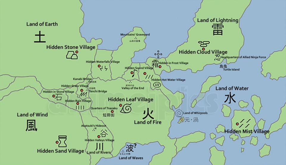 Image 4767943 naruto world map kumogakure village animeipicsg 4767943 naruto world map kumogakure village animeipicsg gumiabroncs Image collections